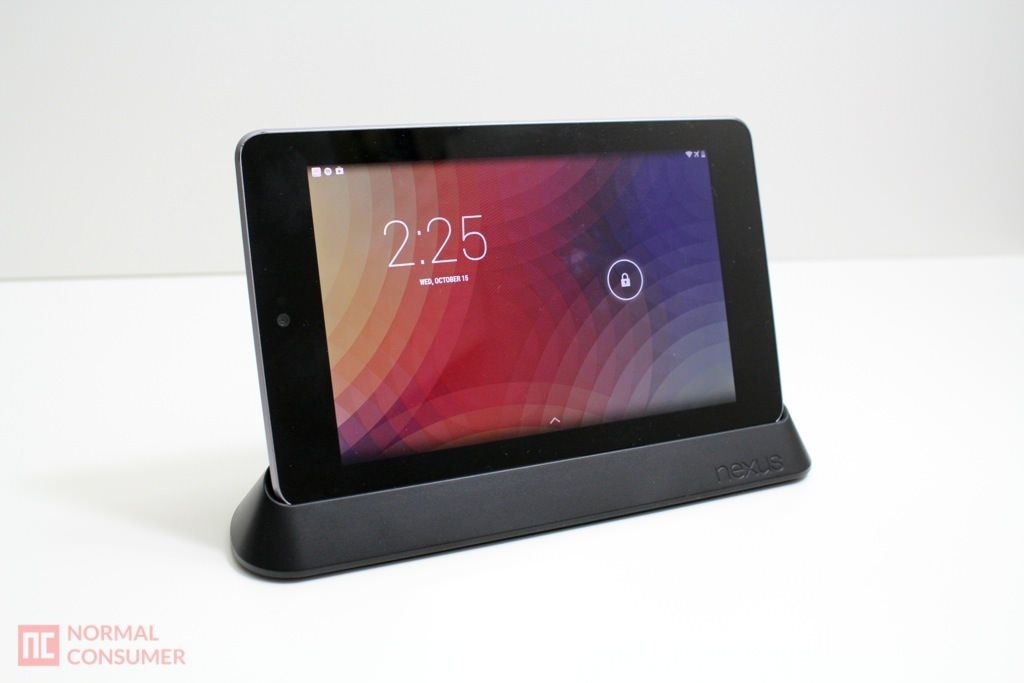 Nexus 7 Docking Station Review