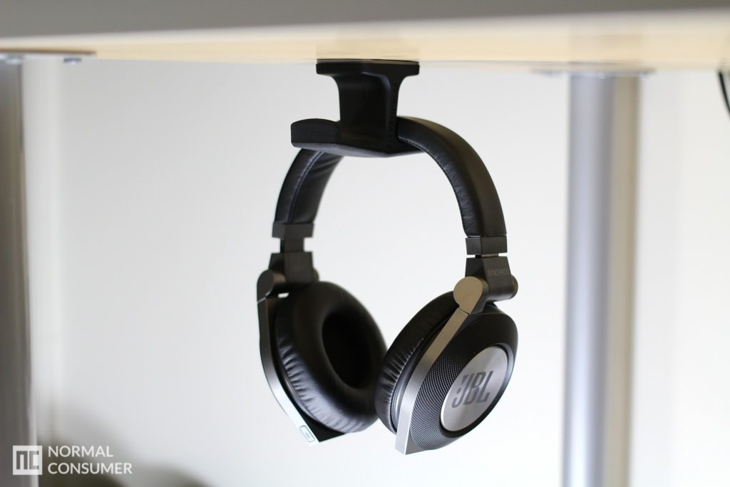 ElevationLab Anchor Under-Desk Headphone Mount 5
