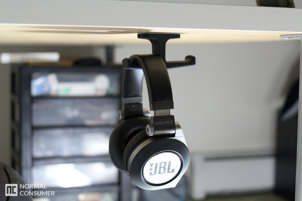 ElevationLab Anchor Under-Desk Headphone Mount 6