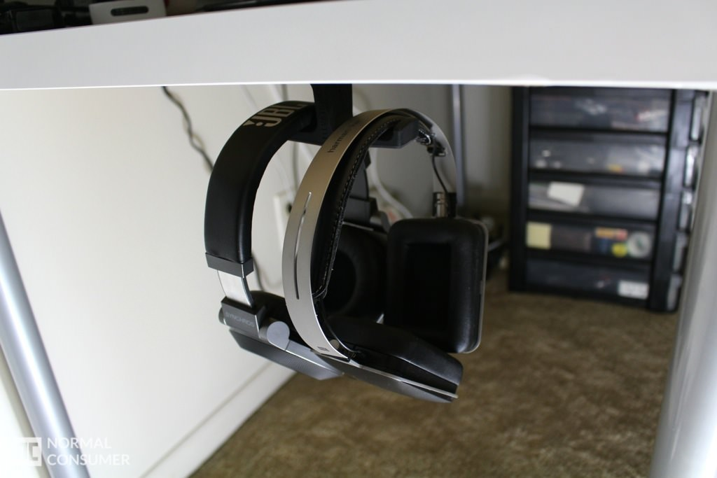 ElevationLab Anchor Under-Desk Headphone Mount 7