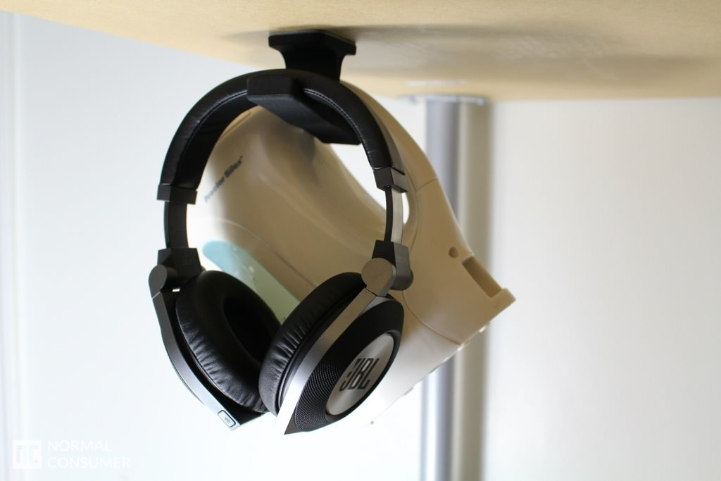 ElevationLab Anchor Under-Desk Headphone Mount 9