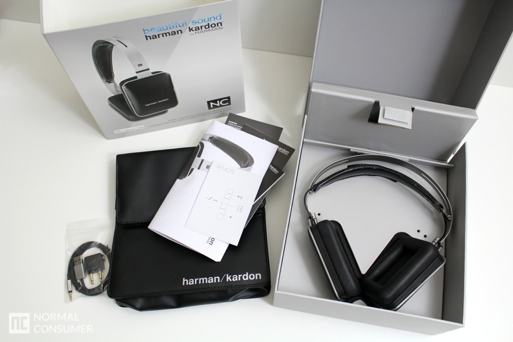 Harman Kardon NC Headphones 2