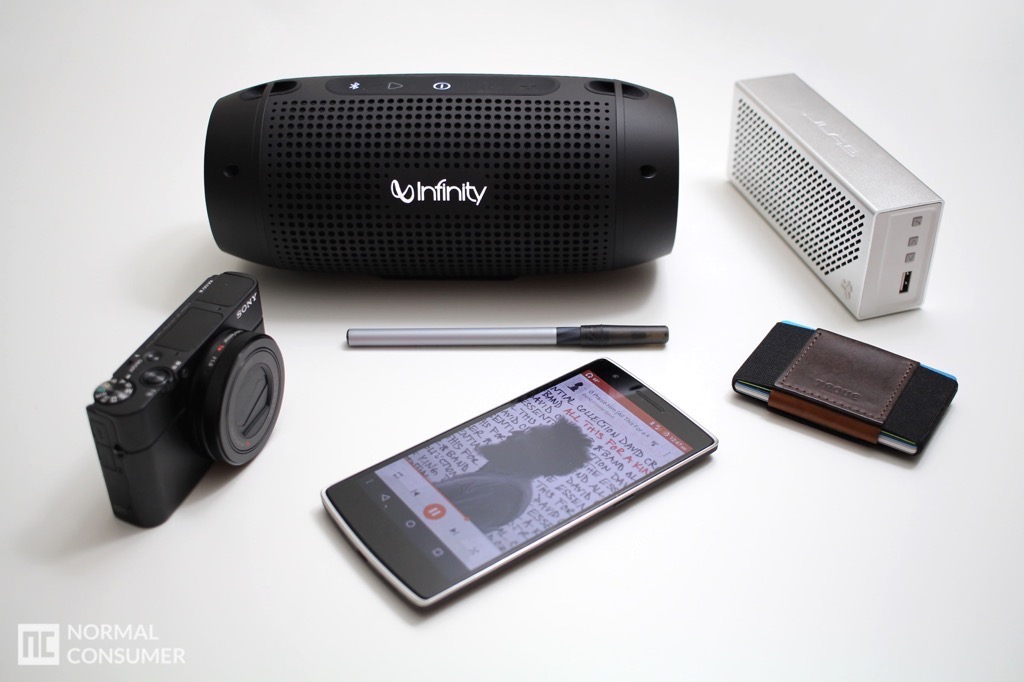 Infinity One Premium Wireless Portable Speaker 11