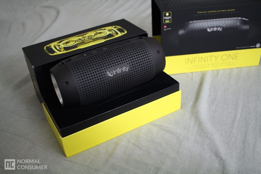 Infinity One Premium Wireless Portable Speaker 2