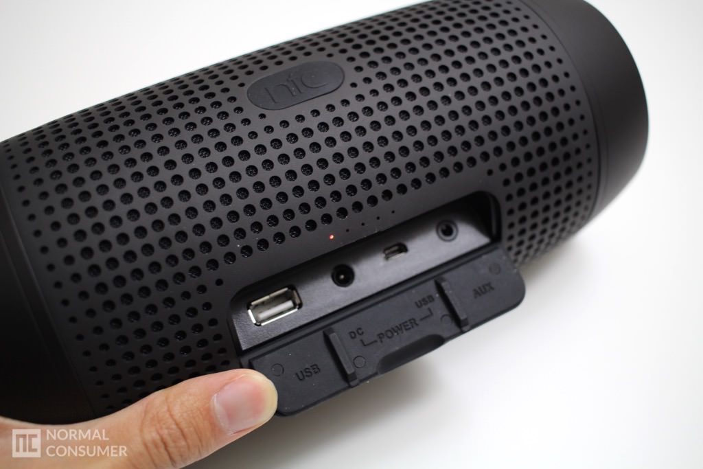 Infinity One Premium Wireless Portable Speaker 8