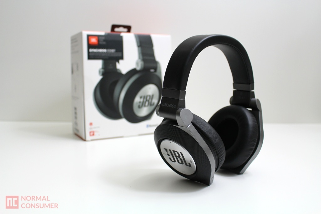 JBL Synchros E50BT Bluetooth Headphone Review