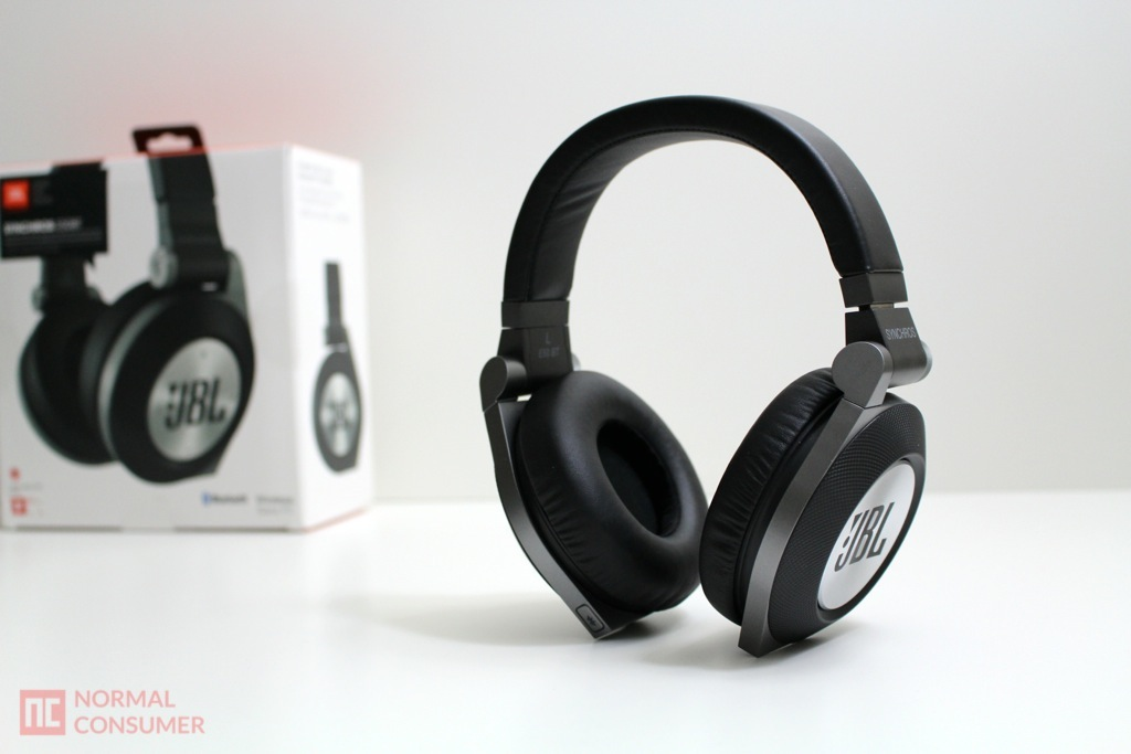 JBL Synchros E50BT Bluetooth Headphone 4