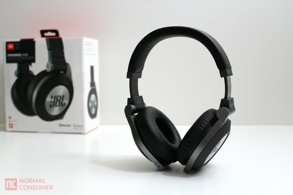 JBL Synchros E50BT Bluetooth Headphone 5