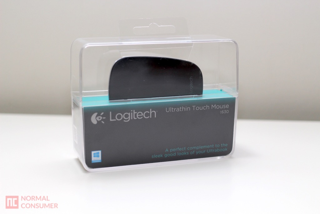 Logitech Touch Mouse 1