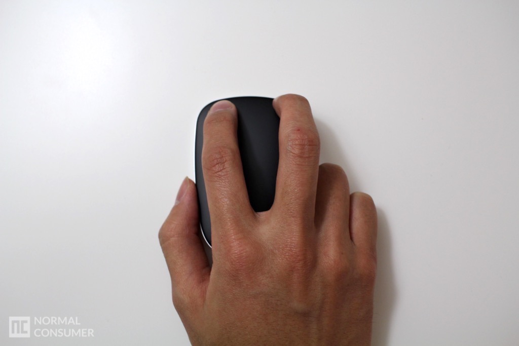 Logitech Touch Mouse 10