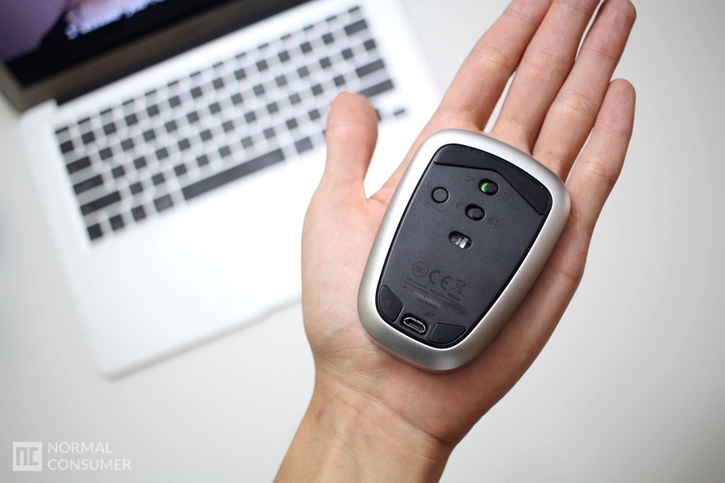 Logitech Touch Mouse T630/T631 Review