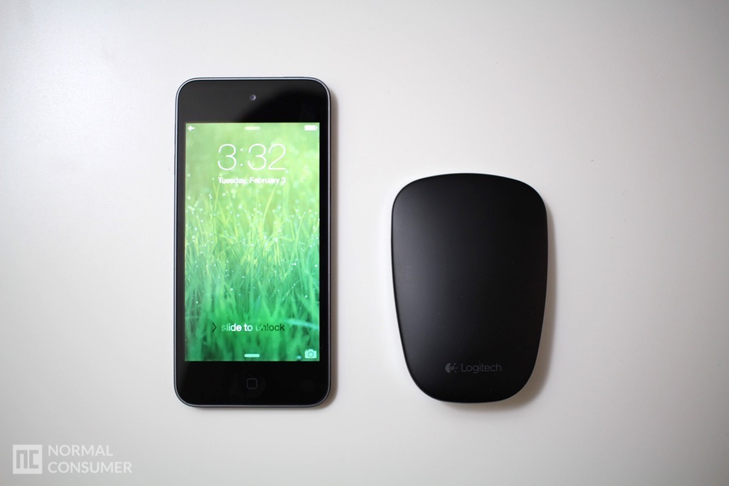 Logitech Touch Mouse 6