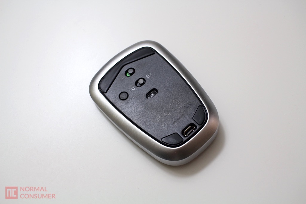 Logitech Touch Mouse 7