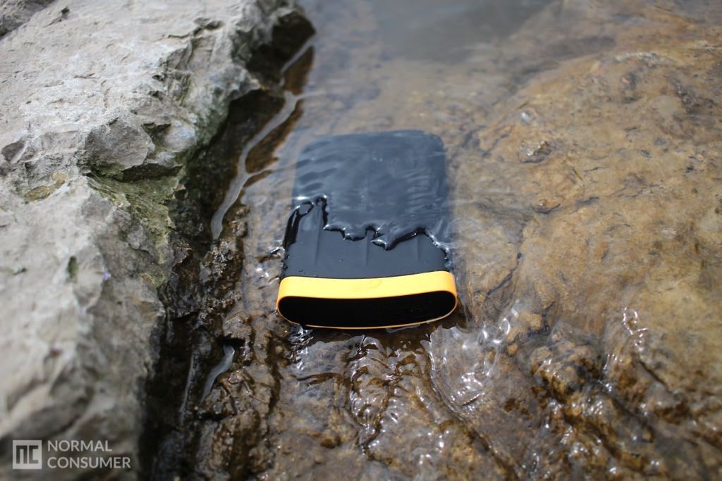Silicon Power Rugged A65 External Hard Drive Review