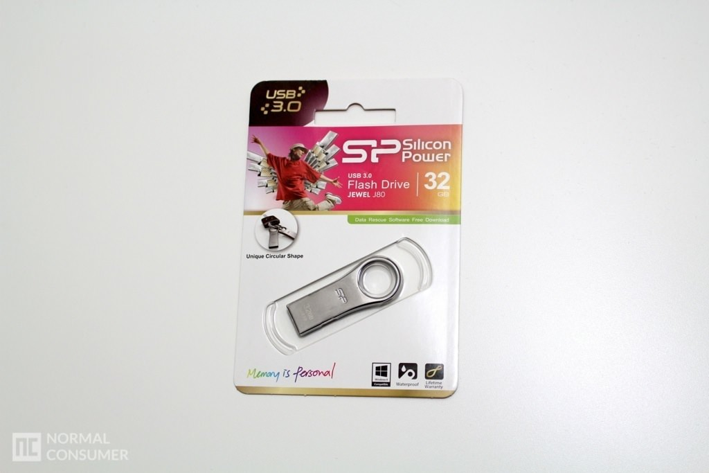 Silicon Power Jewel J80 USB 3.0 Flash Drive 2