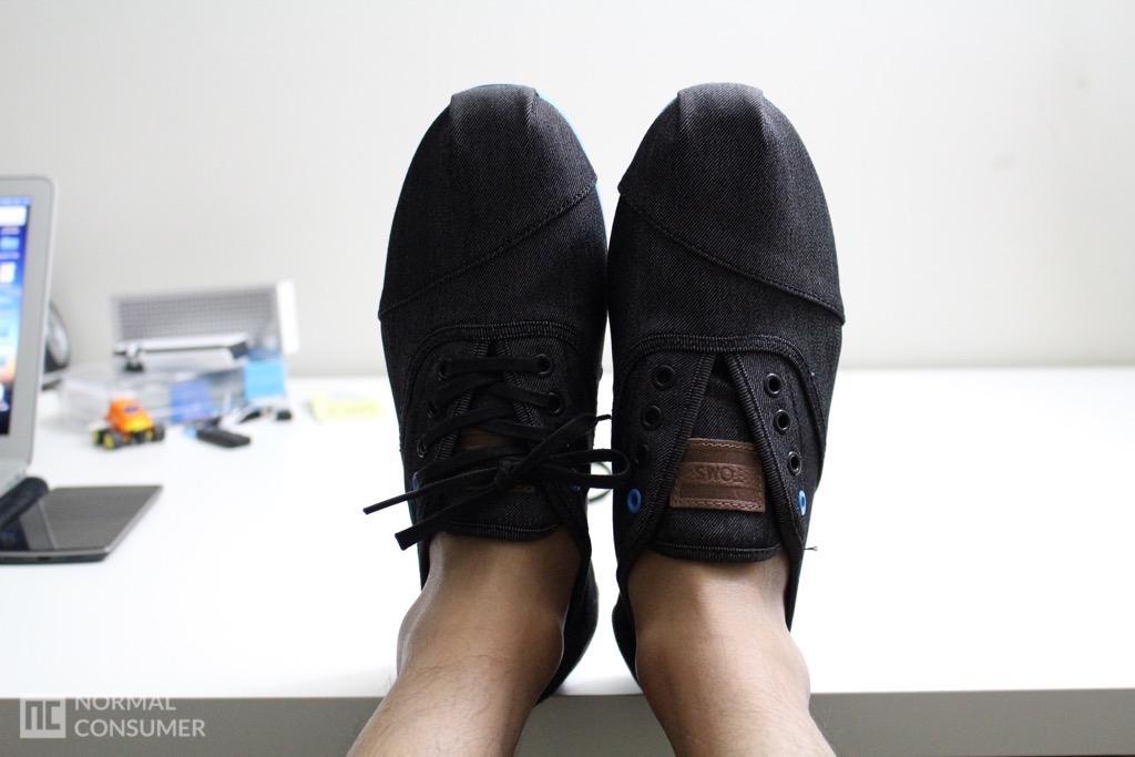 toms mens cordones shoes review normal consumer