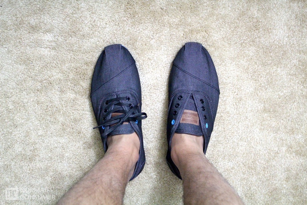 Toms Men's Cordones Shoes 7